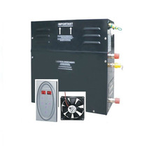 Generador De Vapor Electrico 15kw 12 -15 M3 Baño Sauna