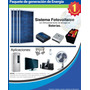 Kit Plus Panel Solar Fotovoltaico/planta Electrica Solar Hgm