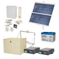 Kit Solar / 410 Watts Máximo Syspp150 Marca: Syscom
