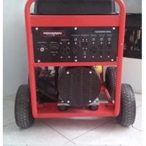 Generador 17500 Watts Bifasico Marca Poweren