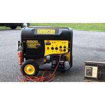 Planta De Luz / Generador Champion 9000/7000w Encendido Elec