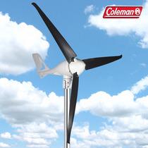 Generador Eólico 400w 12v Coleman Energía Renovable