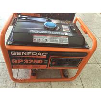 Planta De Luz Generac Gp3250 A Gasolina
