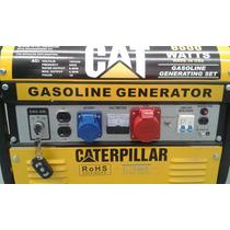 Generador De Luz 6500 Wts Marca Caterpillar Nuevo