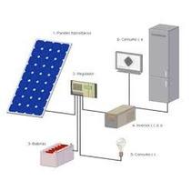 Kit Solar Isla 250 Watts/dia