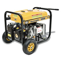 Generador A Gasolina 5500 W 10 Hp Evans Planta De Luz Oferta