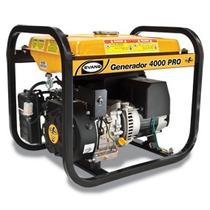 Generador 4000 W 7.5 Hp Motor Thunder Marca Evans Oferta
