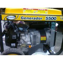 Planta De Luz Evans 5500w 10hp Generador Nuevo Oferta
