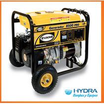 Generador Monofásico De 8,500 W Motor Thunder De 16 Hp