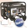 Generador Gasolina 7hp Hyundai 3500 Watts 110/220v Ecomaqmx
