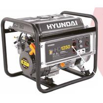 Generador Gasolina Hyundai 3hp 1250w 110/220v Luz Ecomaqmx
