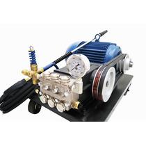 Hidrolavadora Industrial 10hp 3500 Psi Uso Super Rudo