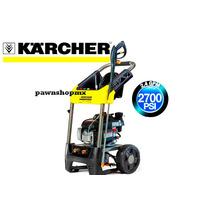 Karcher Modelo G 2700 Psi Motor A Gasolina Nueva En Caja
