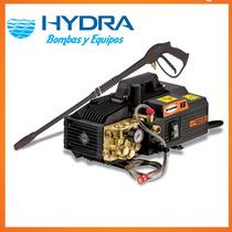 Hidrolavadora Ind, Bomba Triplex Y Motor Eléctrico 2 Hp