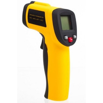 Termometro Digital Infrarojo Con Puntero Tipo Pistola Vv4