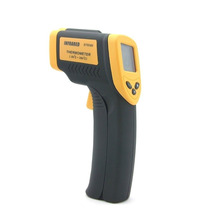 Pistola Termómetro Laser Digital Infrarrojo De -32° A 380°