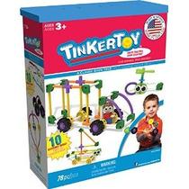 Tinkertoy Vehículos Construcción Set