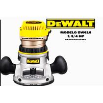 Router Dewalt Dw616 1-3/4 Disponible El Mejor Precio