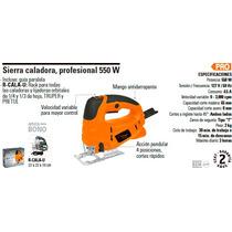 Sierra Caladora Profesional 550w Truper 15420