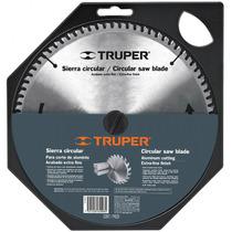 Sierra Para Aluminio 12 Pulgadas 100 Dientes Truper 12686