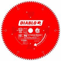 Disco Diablo Para Sierra De 12 Pulgadas De 96 Dientes