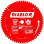 Disco Diablo Para Sierra De 7-1/4 Pulgadas De 60 Dientes