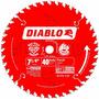 Disco Diablo Para Sierra De 7-1/4 Pulgadas De 40 Dientes