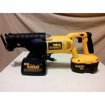 Sierra Sable(reciproca)dewalt Dc385 Heavy Duty 18 Volts