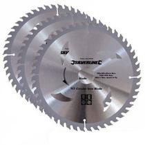 Sae Blade - Silverline 973912 Circular Tct Sierras 24,