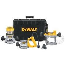Dewalt Dw618b3 12 Amp 2-1 / 4 Caballos De Fuerza Base Plunge