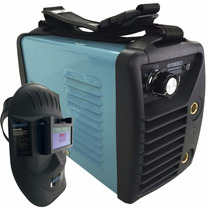 Soldadora Inverter 200a Energy Tools + Máscara Fotosensible