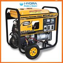 Soldadora / Generador Trifásico 240 A / 7,5 Kva Motor Kohler