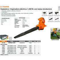 Tubo Para Sopladora Sopla-1440