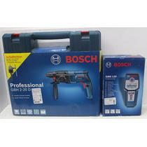 Paquete Bosch Sds Detector De Metales Y Chuck