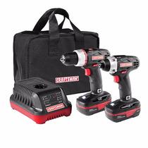 Craftsman C3 19.2 Volt Drill Impact Driver Combo Kit