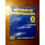 Metodos De Investigacion 2 Juan Castañeda Jimenez