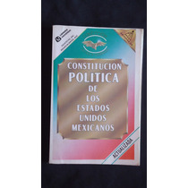 Constitución Politica De Aguascalientes-zacatecas