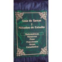 Guias De Tareas Y Metodos De Estudio, Matematicas