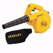 Sopladora Aspiradora Stanley 600 W 16000 Rpm Incluye Bolsa