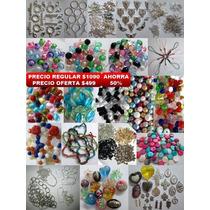 Kit Completo De Material Para Joyeria Collares Pulseras Etc