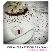 8000 Diamantes De Acrilico 4.5 Mm Envio Gratis De Mesas