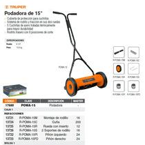 Soporte Del Rodillo Para Podadora Manual Poma-15