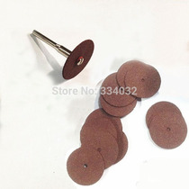 Dremel 15 Discos Corte Metal +1 Mandril Mototool Accesorios