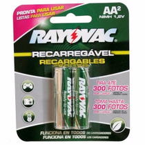 Pila Aa Recargable 1,5 V Con 2 Piezas Ld-715-2op Rayovac