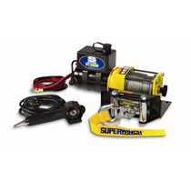 Winch Malacate Superwinch Ut3000 12 Vdc 1360 Kg