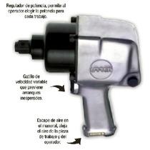 Pistola De Impacto Neumatica 3/4 Marca Urrea Oferta