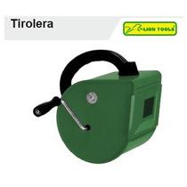 Tirolera Manual Marca Lion Tools La Mejor Y Más Económica