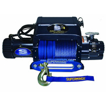 Winch Malacate Superwinch 9.5isr, 12 Vdc Torno 4.309 Kg Pm0