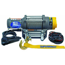 Winch Malacate Superwinch 1145220 2046 Kg 45 Atv Pm0