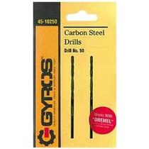 Gyros 45-10251 Carbono Alambre De Acero No.51 Broca Gauge